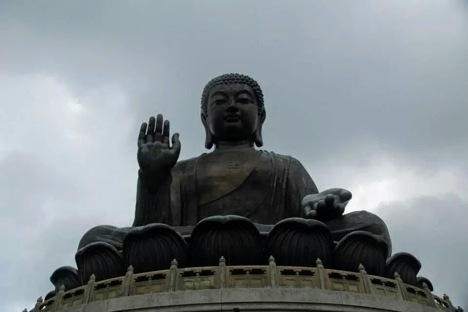 Hong Kong: Tian Tan Buddha at Lantau Island