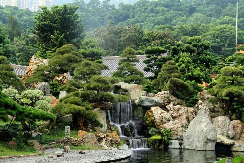 Hong Kong: Nan Lian Gardens