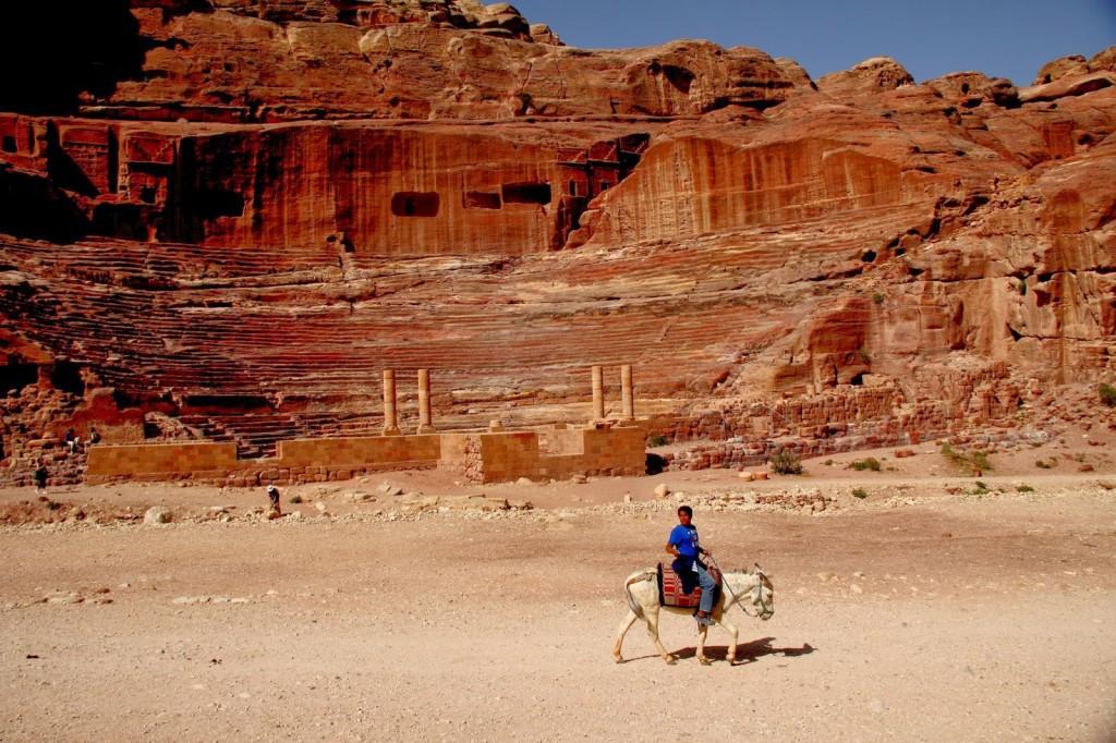 Petra: Roman Theatre