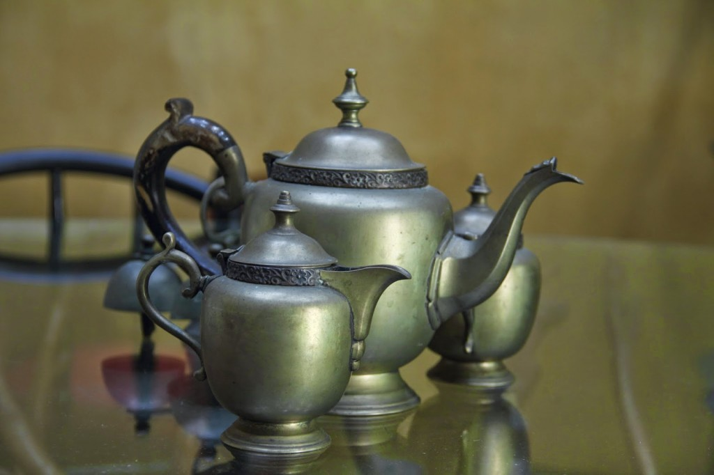 Fort Kochi: Tea Pot Cafe