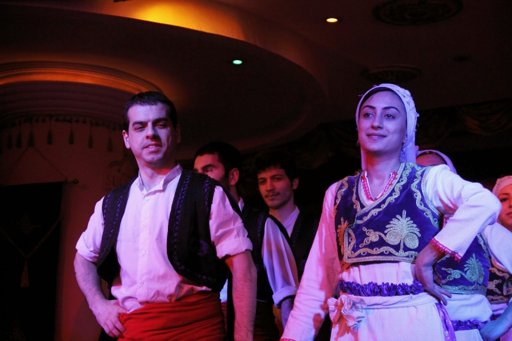 Istanbul: Dance from Eastern Turkey