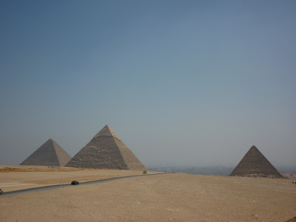 Cairo: The Great Pyramid