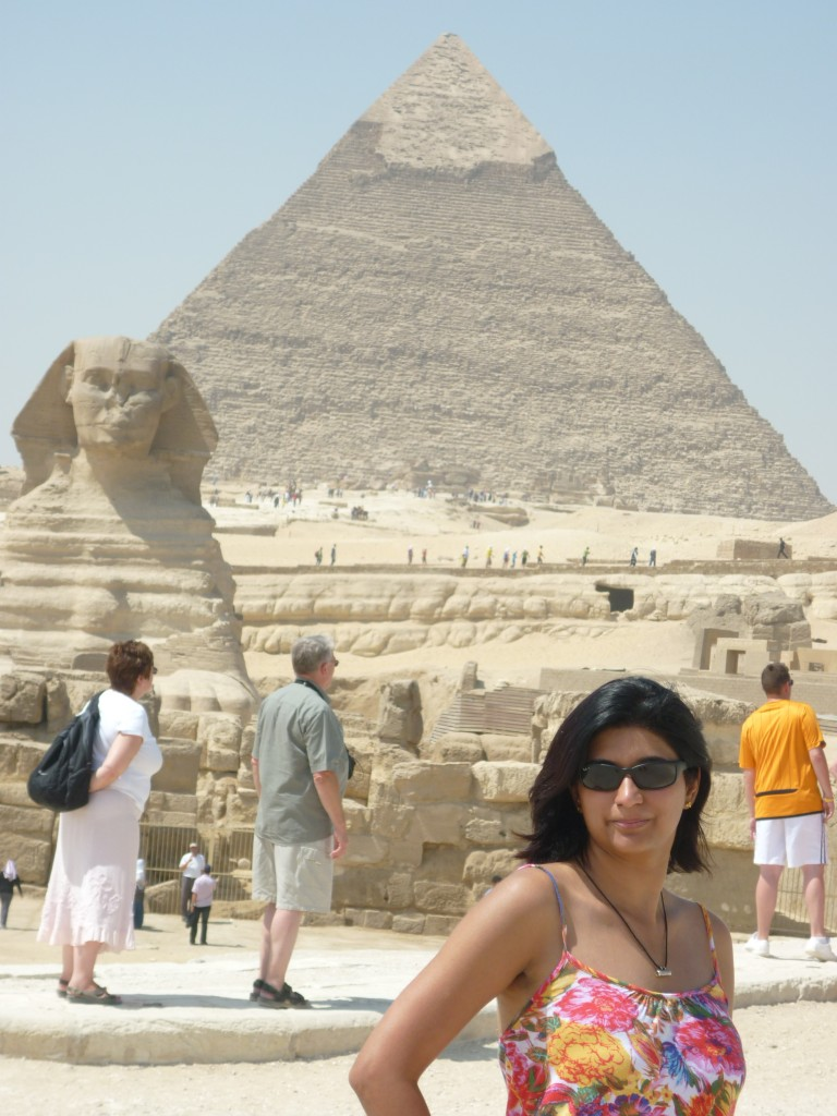 Cairo: An item ticked off the bucketlist!