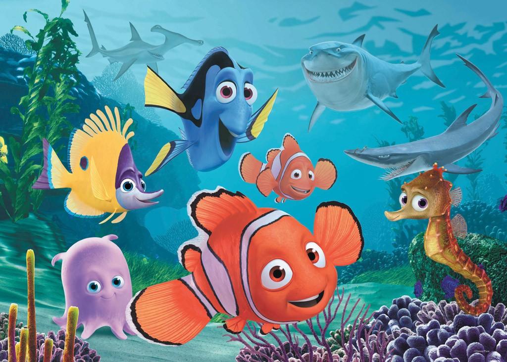 Finding Nemo: Nemo and friends