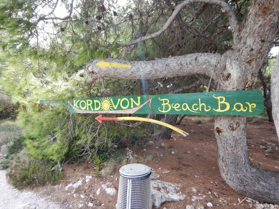 Hvar: At Jerolim Island
