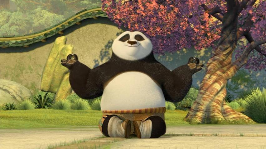 Po: Kung Fu Panda