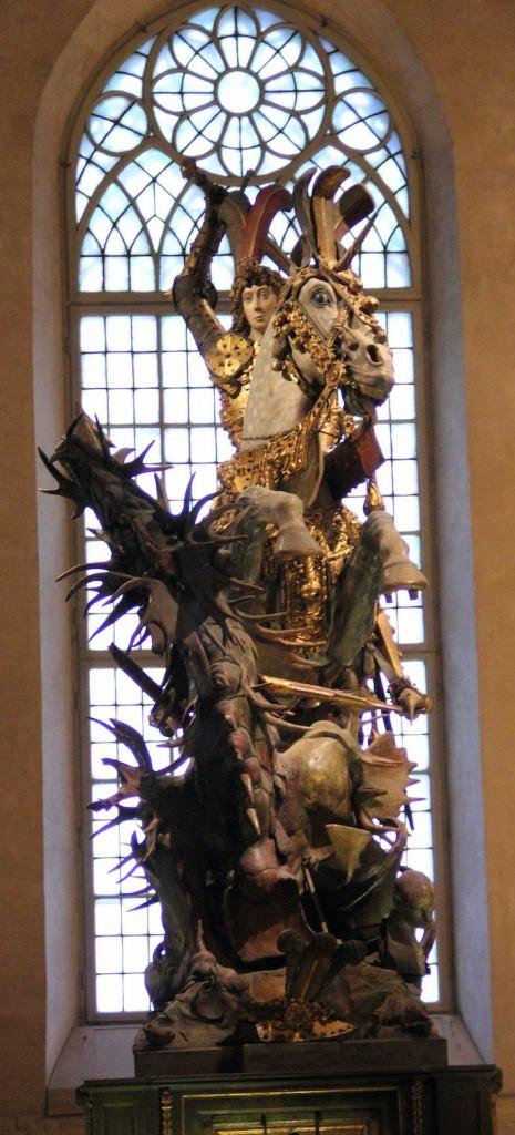 Storkyrkan: St George & the Dragon