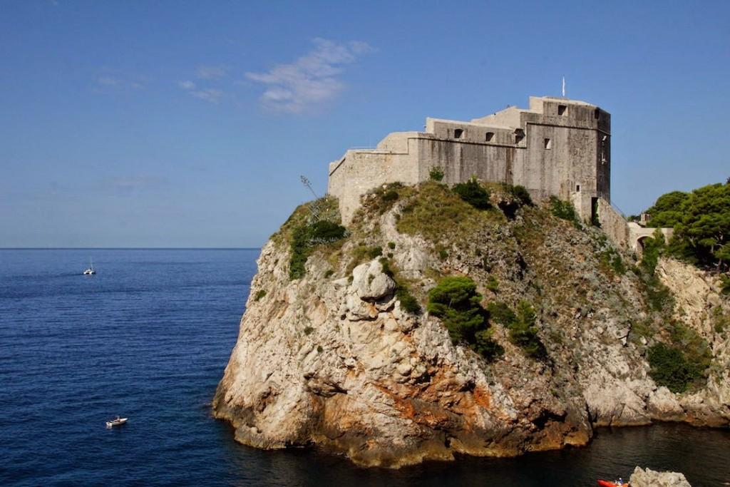 Dubrovnik: Fortress of Lovrijenac