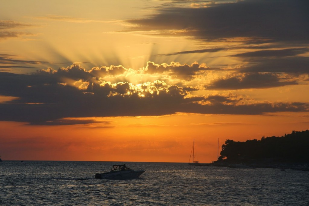 Hvar: Sunset