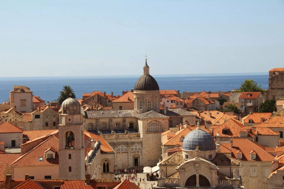Dubrovnik: Walking the walls