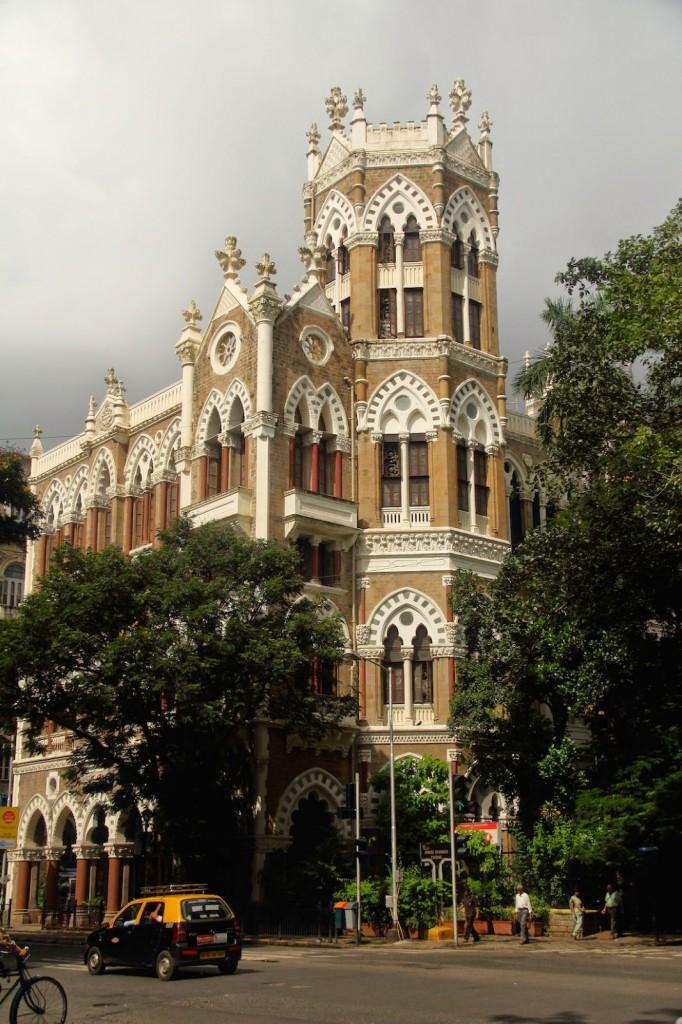 HSBC Building in Fort, Mumbai