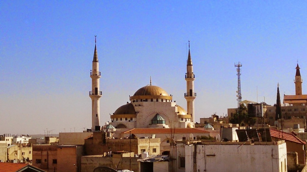 Madaba: Quaint, little town