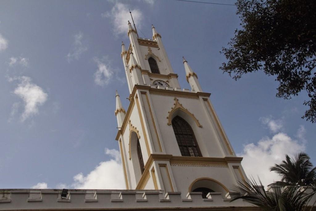 St Thomas Church at Horniman Circle