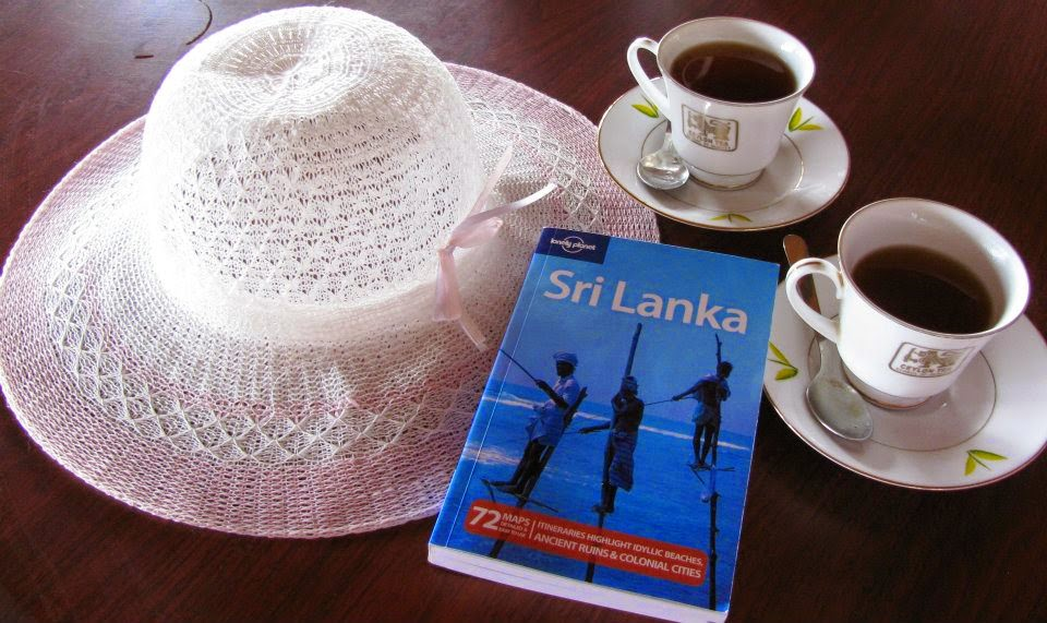 Sri Lanka... Here we come!
