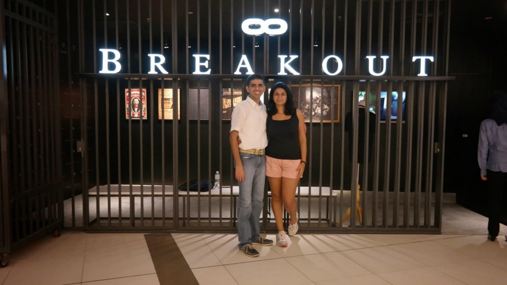 Our choice: Breakout at Avenue K