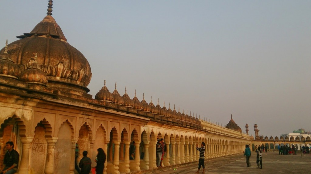 Bada Imambada in Lucknow