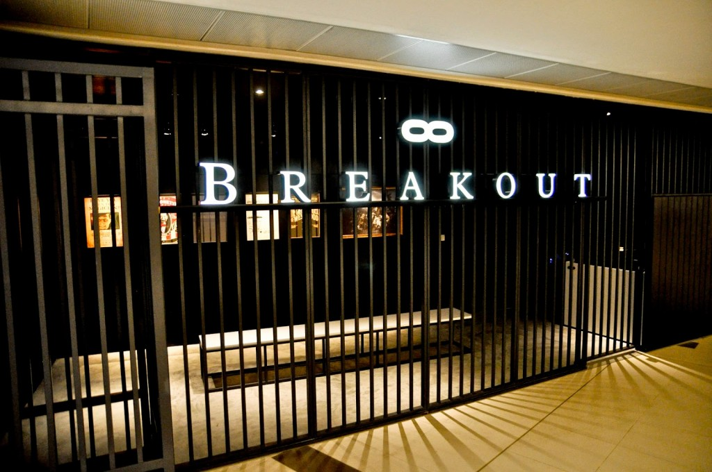 Breakout - the real life escape game