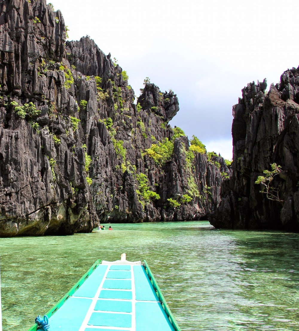Natural beauty at El Nido