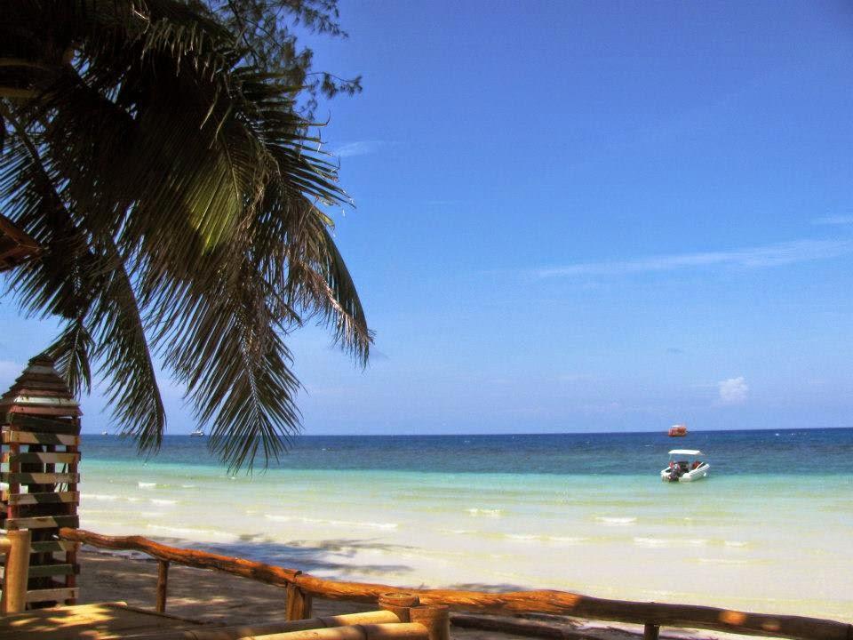 Sairee Beach at Koh Tao