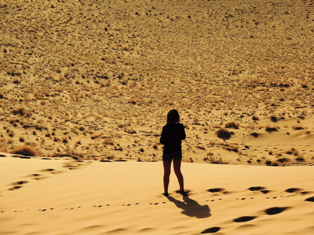 Monday Musings: Desert-ed Beauty