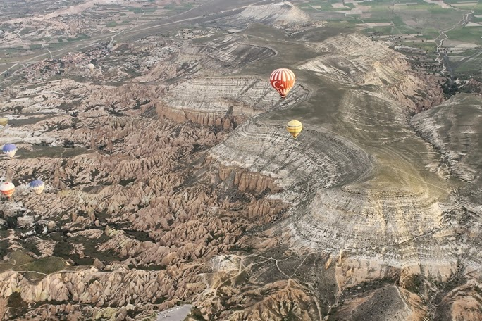 Moonscapes of Cappadocia
