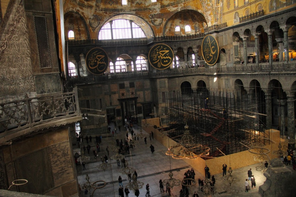 Grandeur of Hagia Sophia
