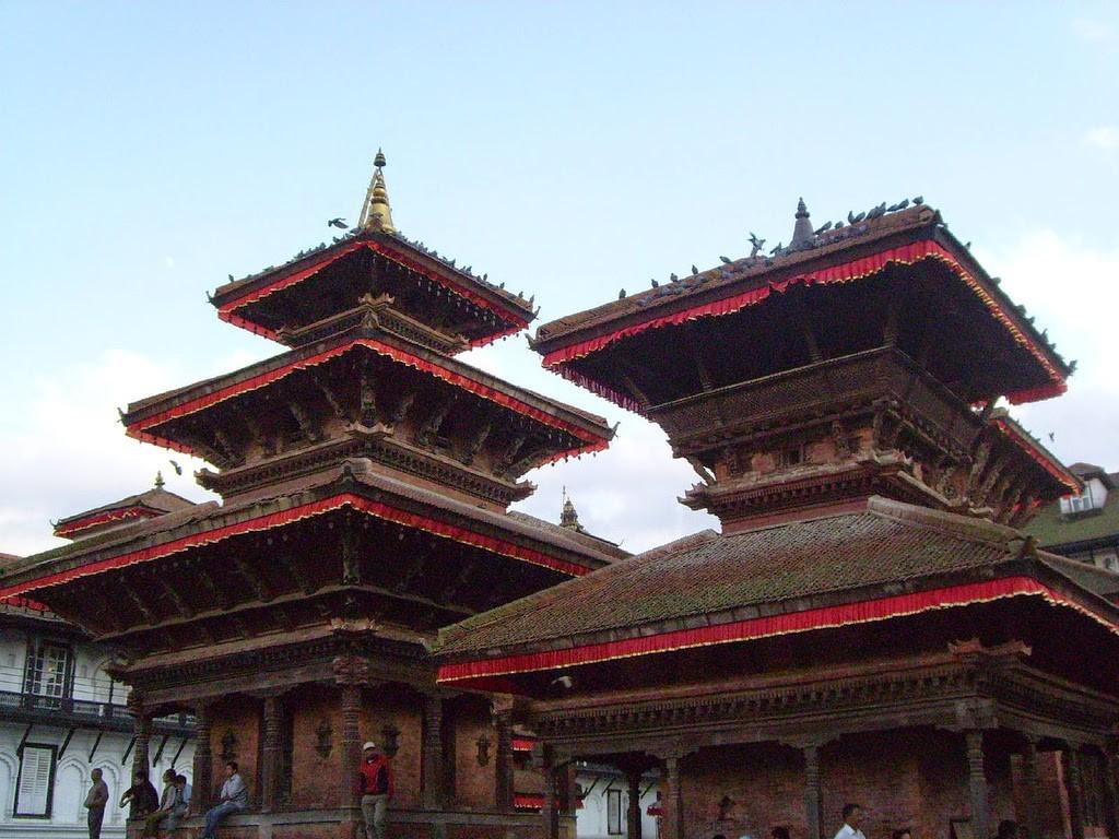 Hanuman Dhoka Square (Pic courtesy: Dr. Blofeld, Wikipedia)