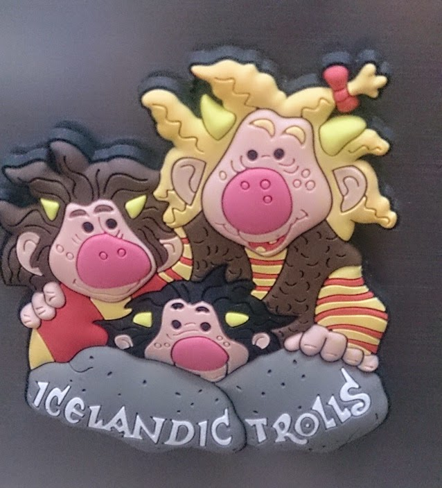 The 'not-so-pretty' Icelandic trolls