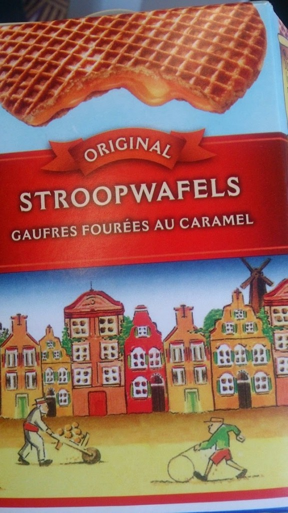 Stroopwafles... so Dutch!