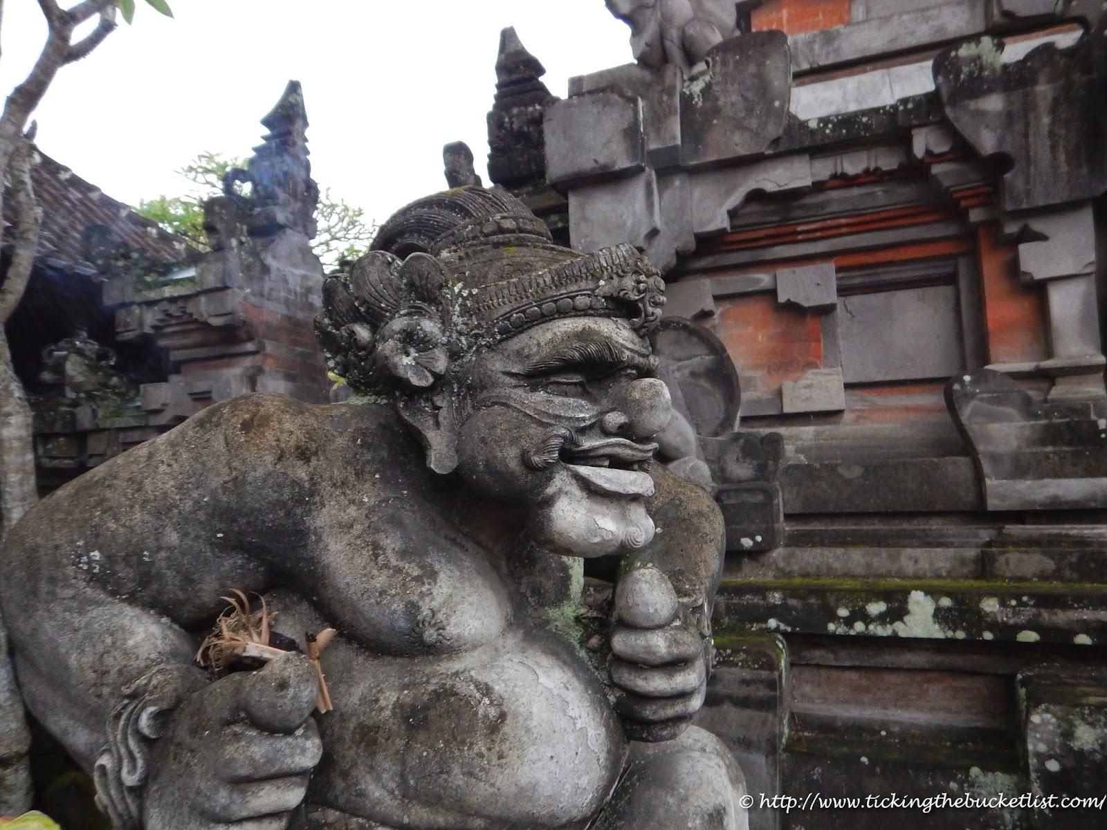 Ubud Temple Gaurdian-1