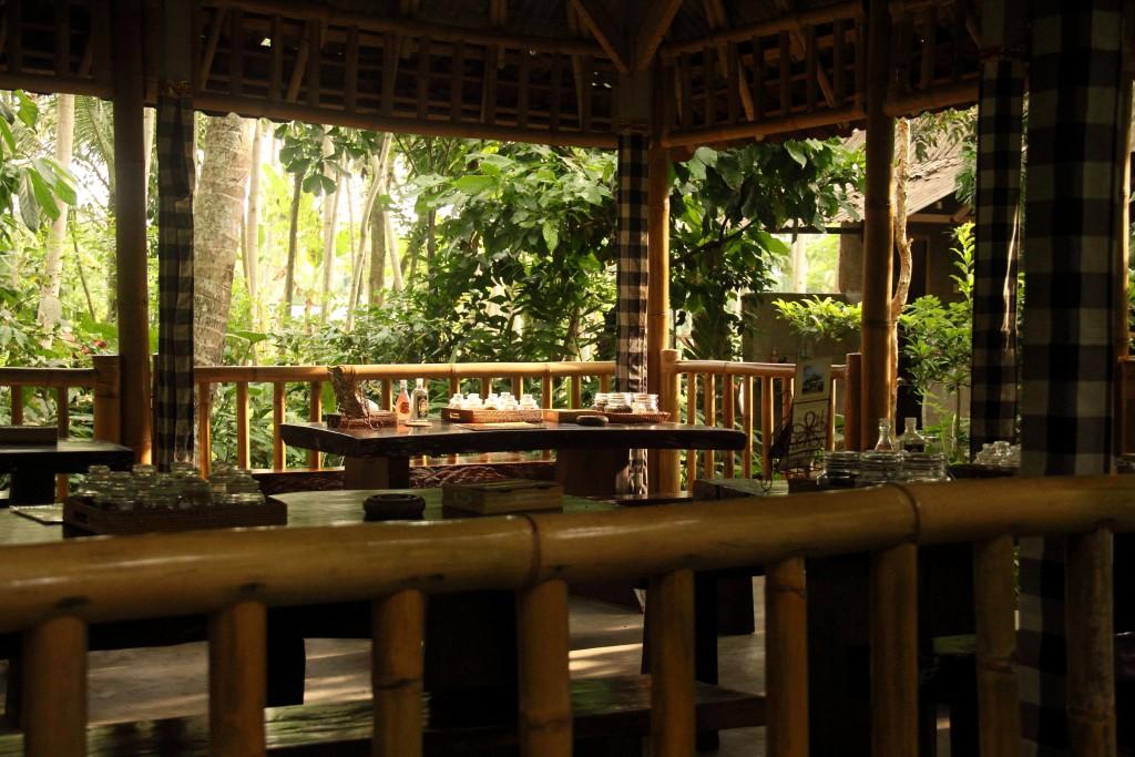 Coffee Tasting area