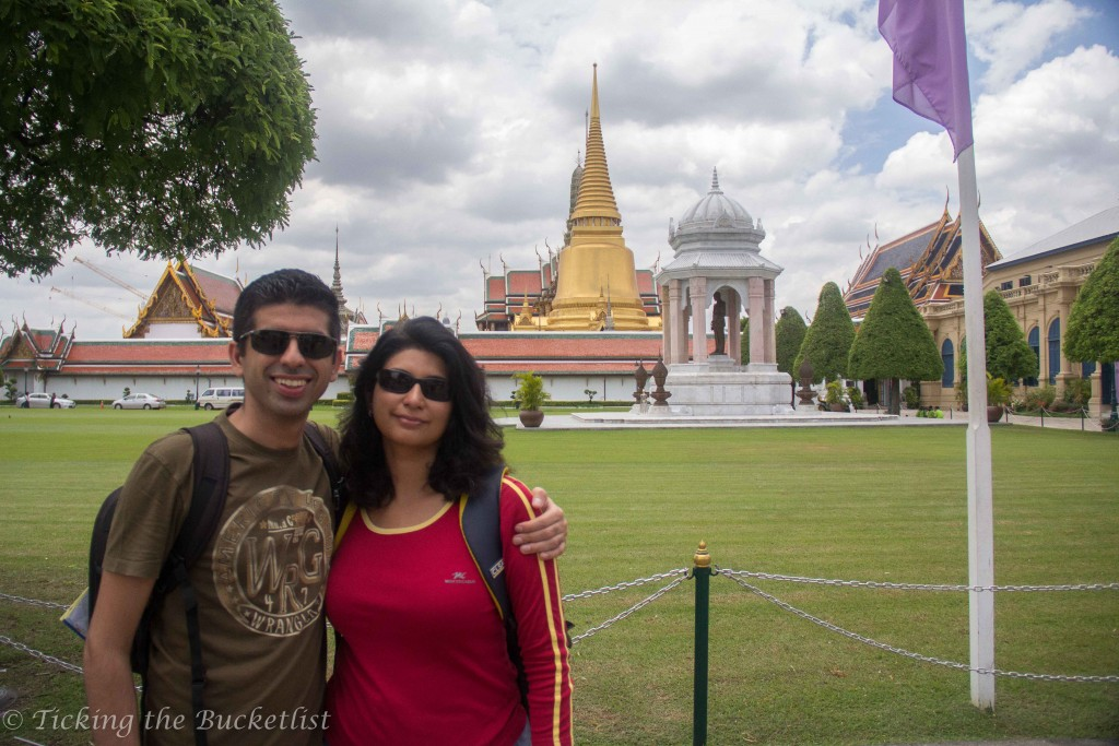 Happy in Bangkok!