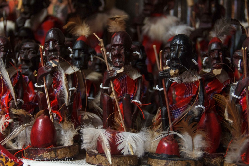 Maasai 'Witch Doctor' Souvenir