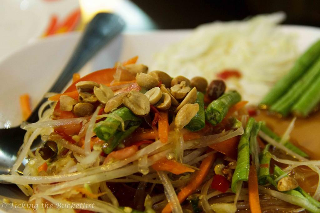 Som Tam Salad