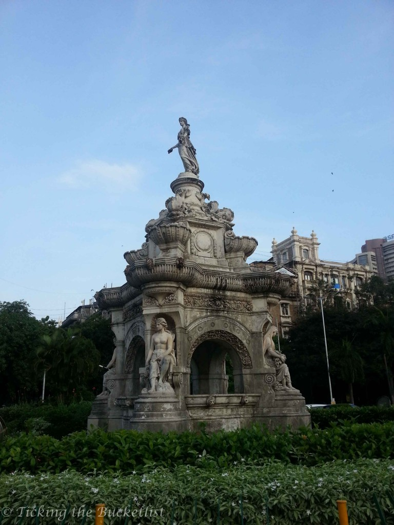 Flora Fountain....Flora in all her glory!