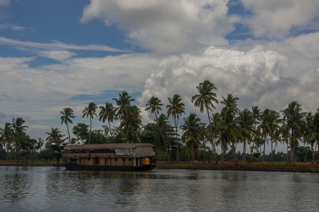 House Boat in Alleppey