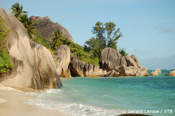 Anse Sourse d'Argent on the island of La Digue (pic courtesy: Seychelles Tourism Board)
