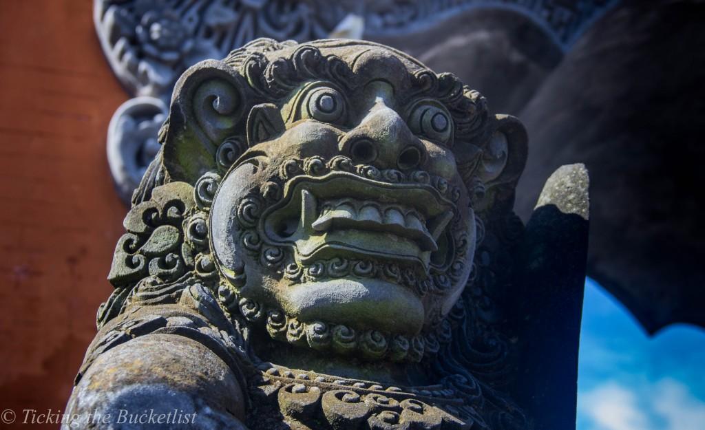 Hindu temples of Bali