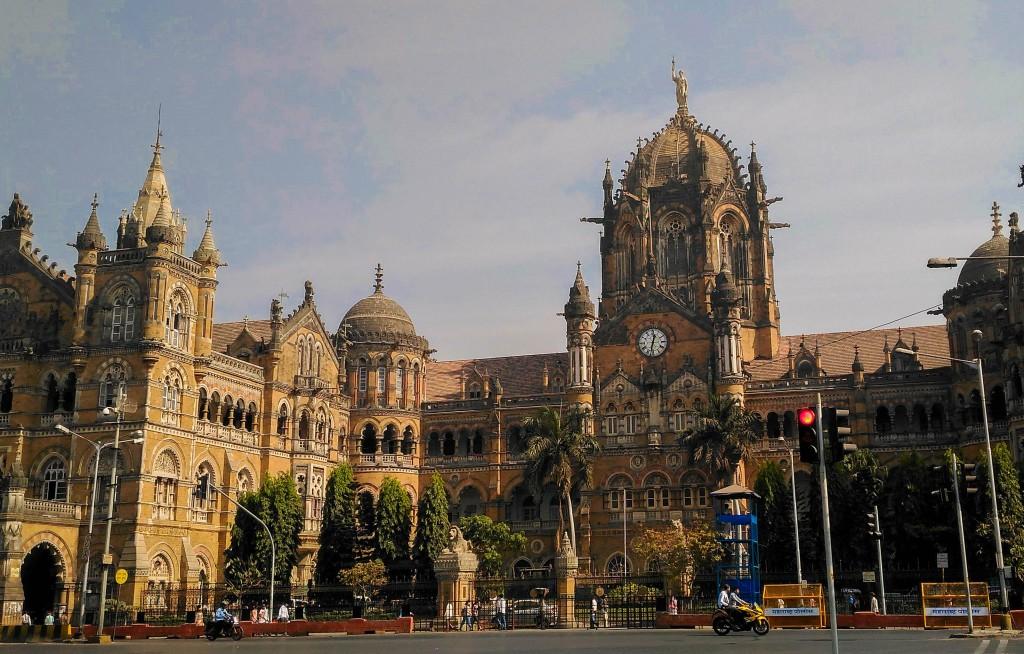 CST Mumbai...aka Bombay VT