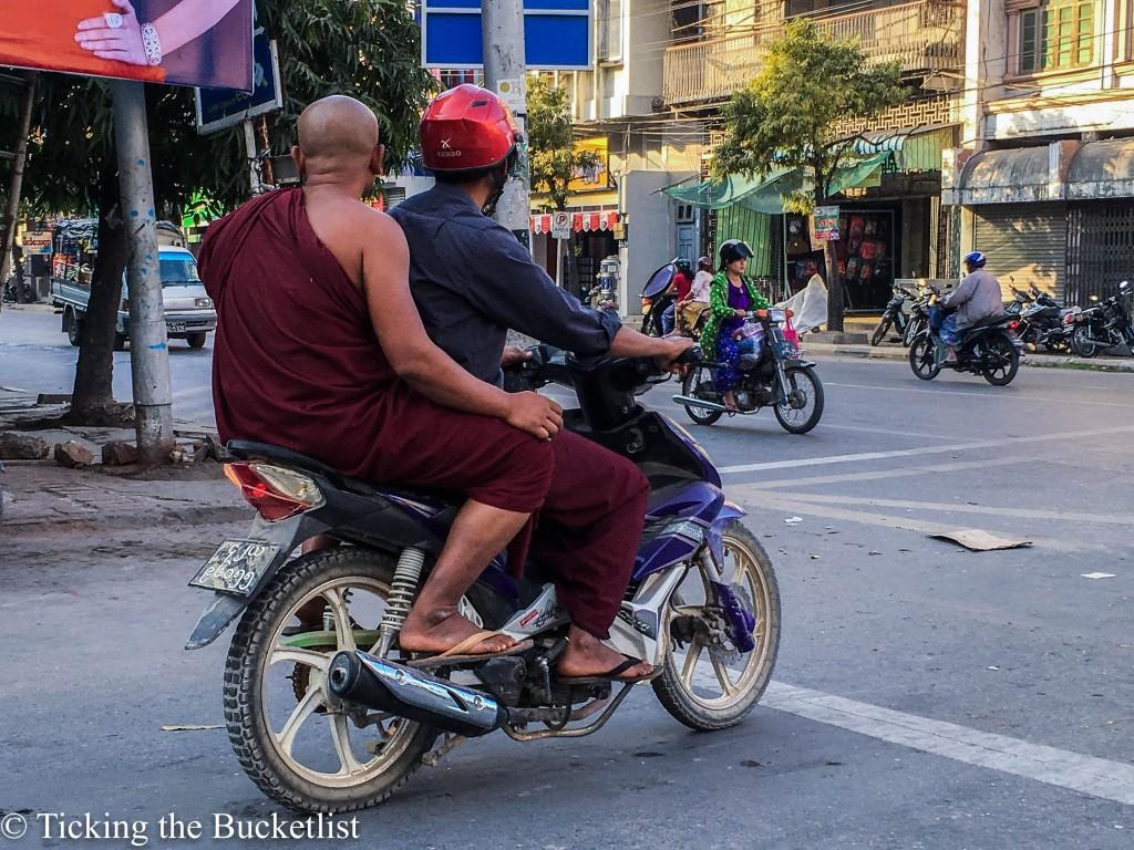 Chaotic Mandalay