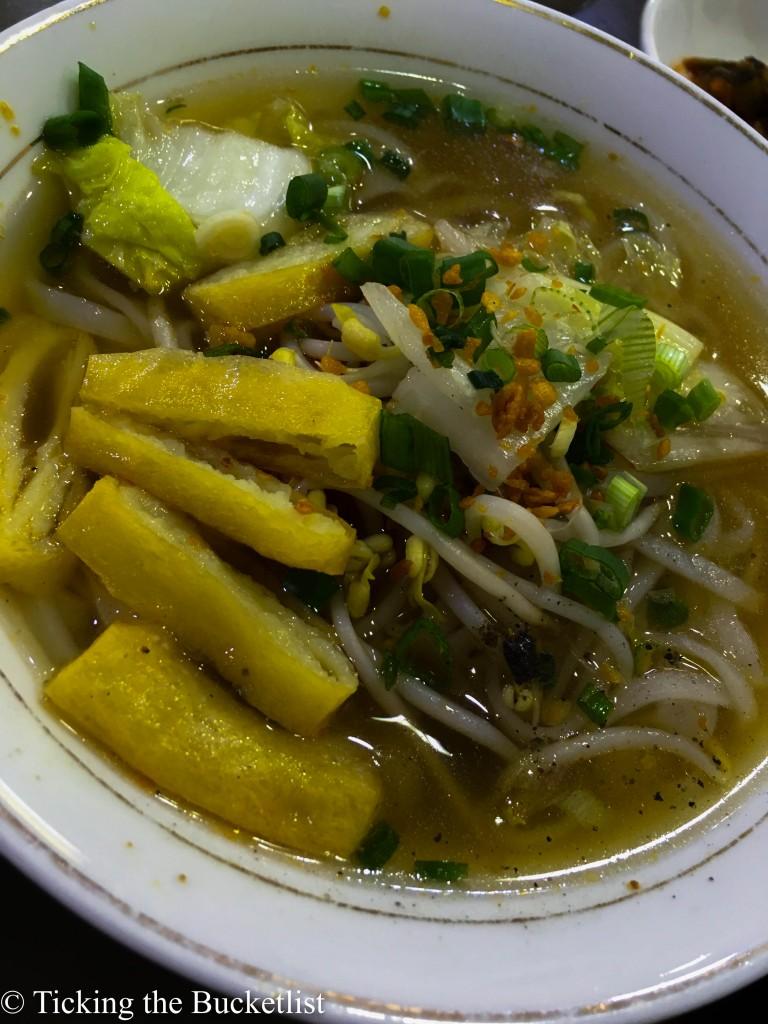 Shan Noodles at 999 Shan Noodle Shop