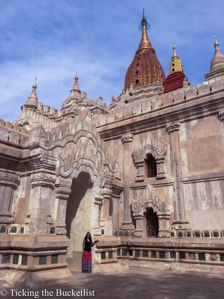 Exploring Ananda Phaya...