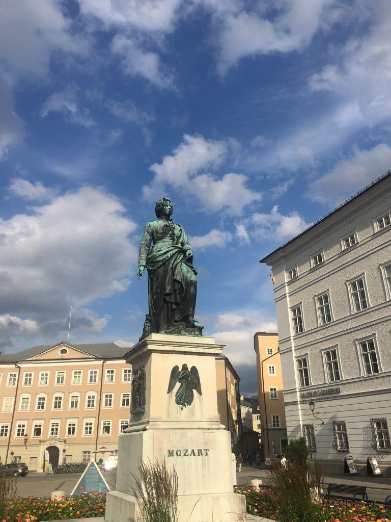Mozart's home town...Salzburg