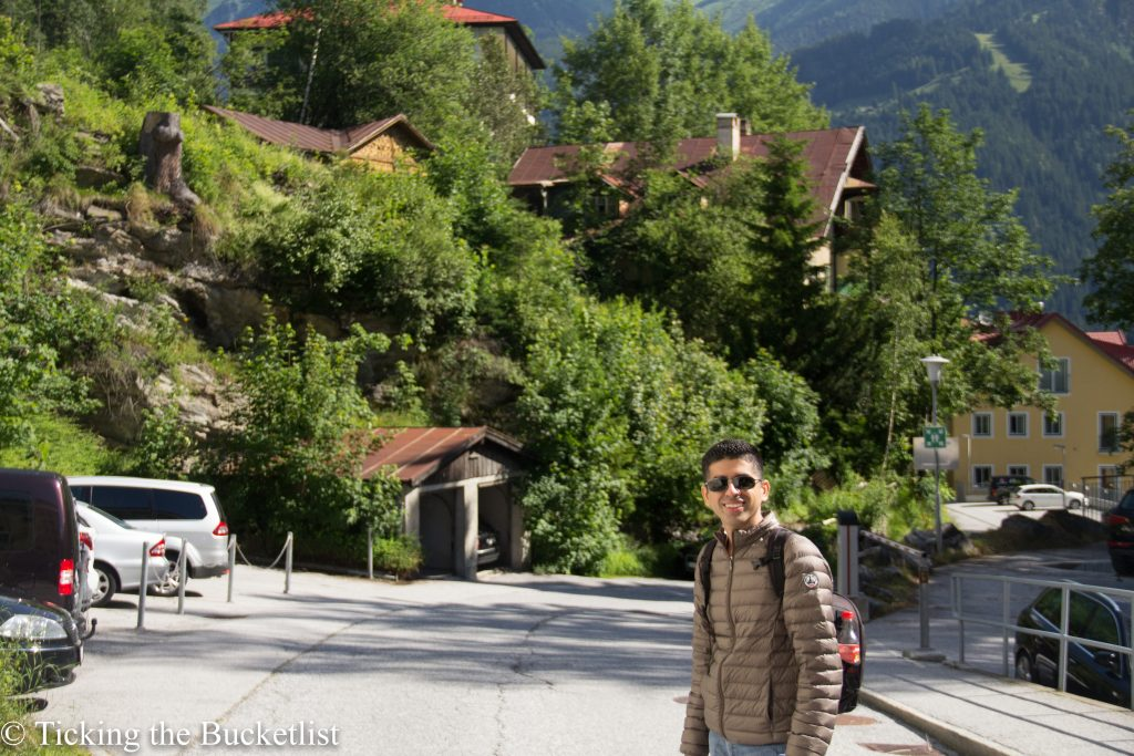 Exploring Bad Gastein