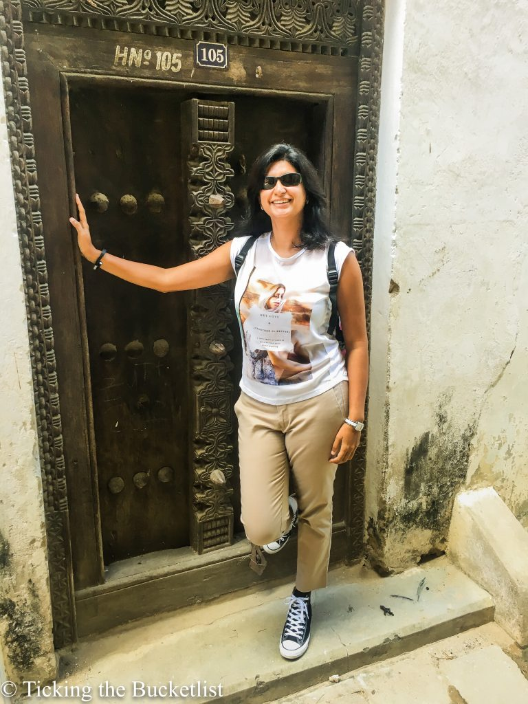Pottering around Stone Town