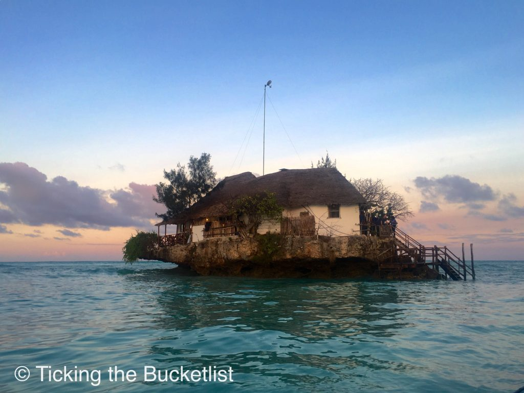 The Rock, one of the most photographed restaurants in the world