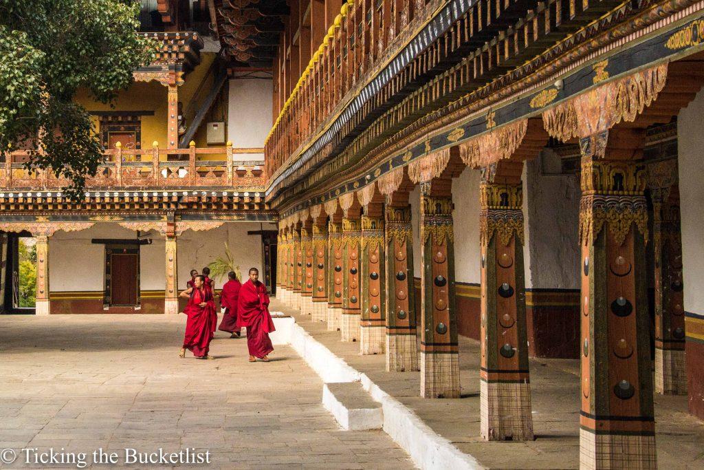 Quintessential` Bhutan...